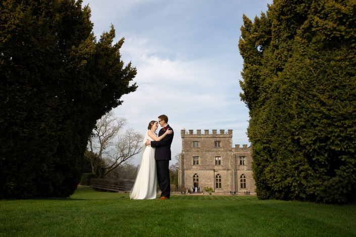 Clearwell Castle Wedding Photos