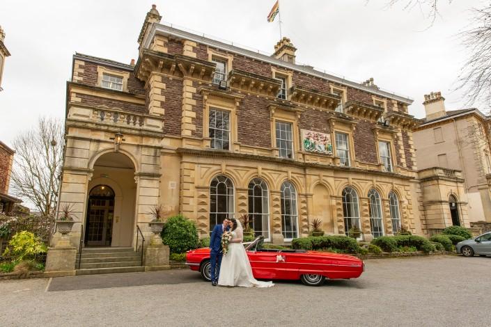 Bristol Merchants Hall Wedding Photos