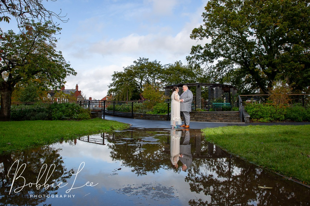 Holland House Hotel Wedding Photos