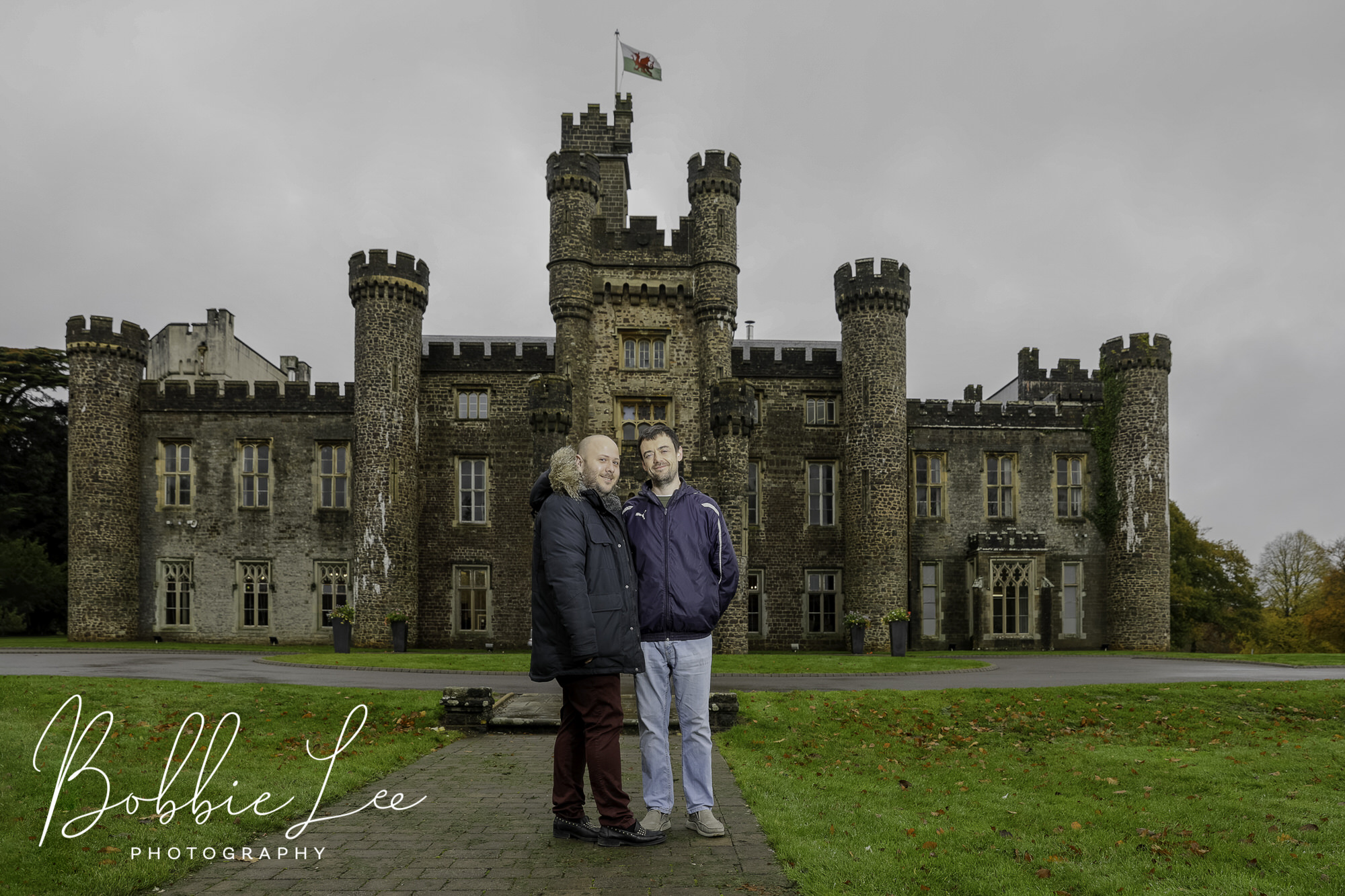 Hensol Castle Wedding Preshoot
