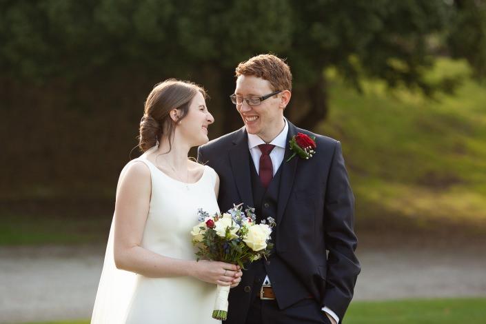 Clearwell Castle wedding photos