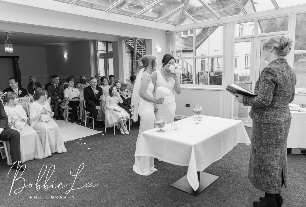 Old Rectory Crickhowell wedding photos